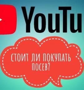 Изображение: В чем преимущества и недостатки посева видео на Ютуб